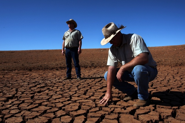 Farmers Hope For Rain As Drought Continues In New South Wales